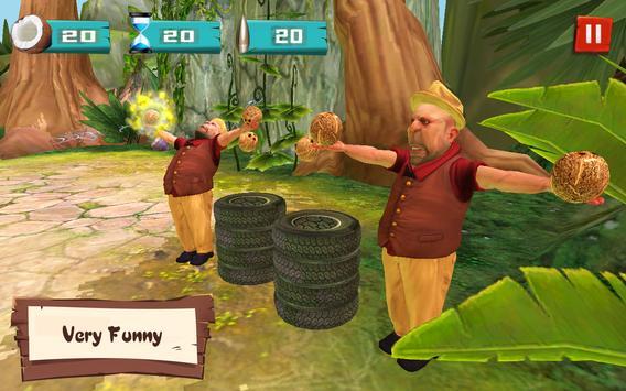 Coconut Shooter – Deadly Games screenshot 8
