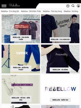 Rebellow Store apk screenshot