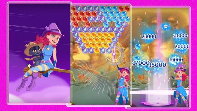 New Bubble Witch 3 Saga Tips poster