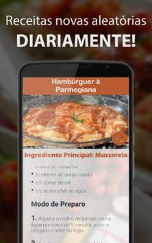 Receitas de Hamburguer screenshot 1