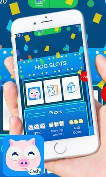 Receipts for Cash Hog app Tips poster