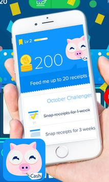 Receipts for Cash Hog app Tips apk screenshot