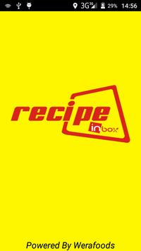 Recipe In Box poster
