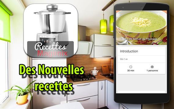 Cook Expert - Magimix Recettes apk screenshot