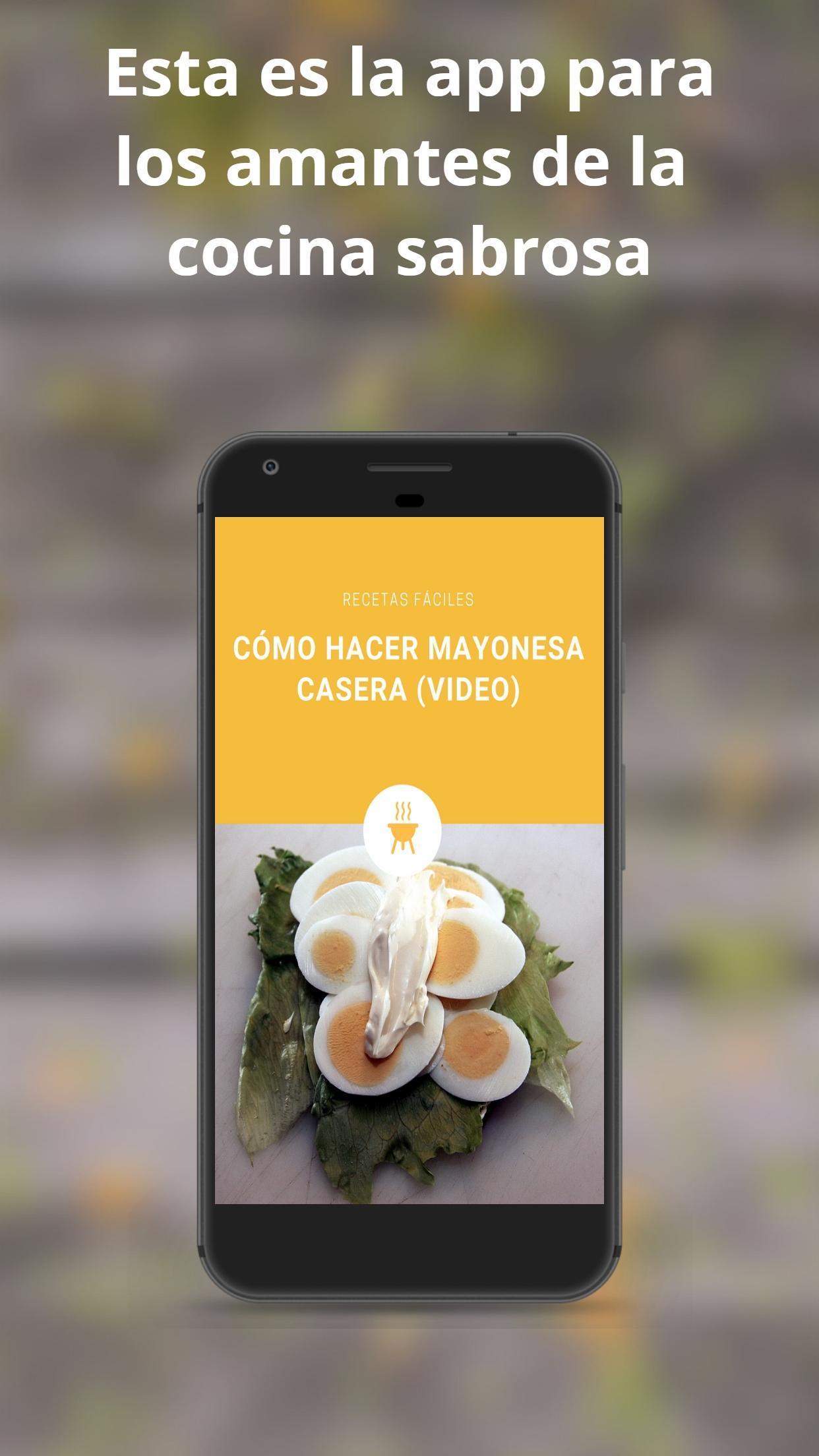 Recetas De Cocina Casera Fáciles Y Gratis For