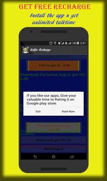 Earn Talktime-Selfie Recharge screenshot 2