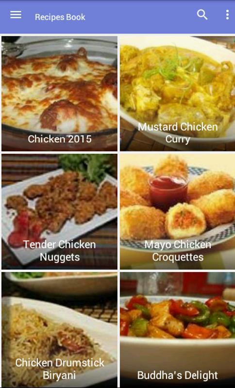 Recipes book descarga apk gratis estilo de vida aplicacin para recipes book captura de pantalla de la apk forumfinder Gallery