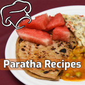 Paratha Recipes icon