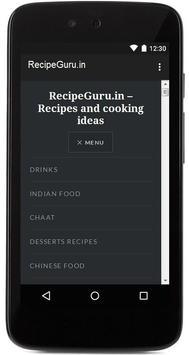 RecipeGuru.in screenshot 2