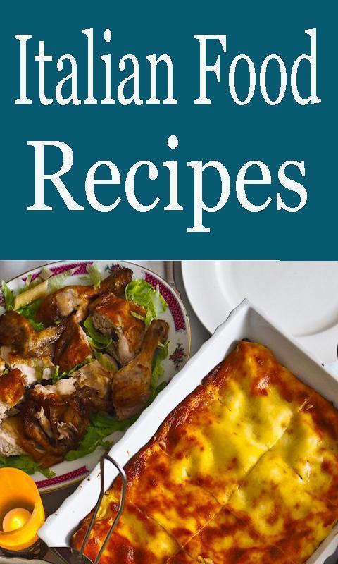 Italian food recipes app videos descarga apk gratis italian food recipes app videos poster forumfinder Gallery