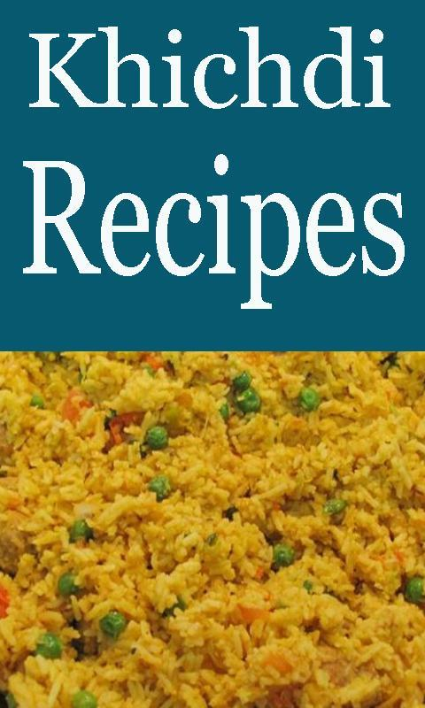 Khichdi Food Recipes App Videos for Android - APK Download
