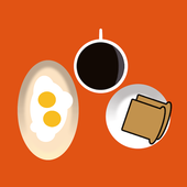 Breakfast and Brunch Recipes icon
