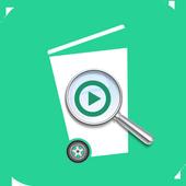 Recover Delete Video icon