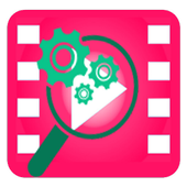 Recovery deleted videos icon
