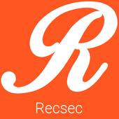 Recsec icon