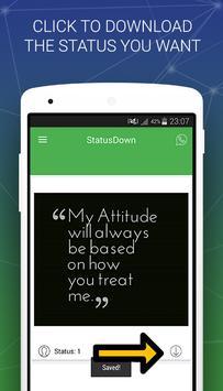 StatusDown - Video/Photo Downloader for WhatsApp screenshot 1