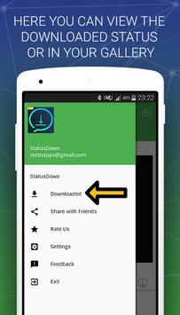 StatusDown - Video/Photo Downloader for WhatsApp screenshot 2