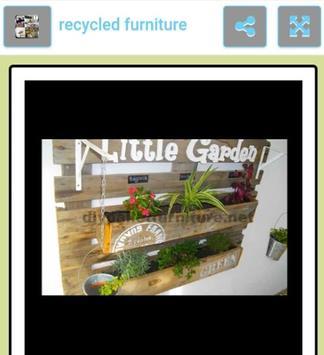recycled furniture screenshot 1