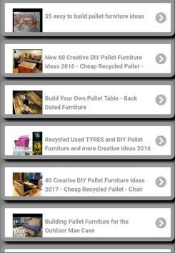 recycled furniture screenshot 2