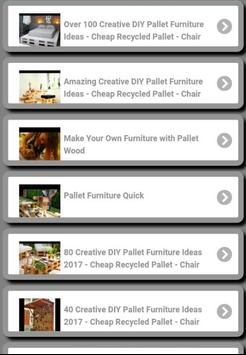 recycled furniture screenshot 4