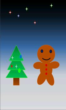 Christmas Gingerbread Man 2017 poster