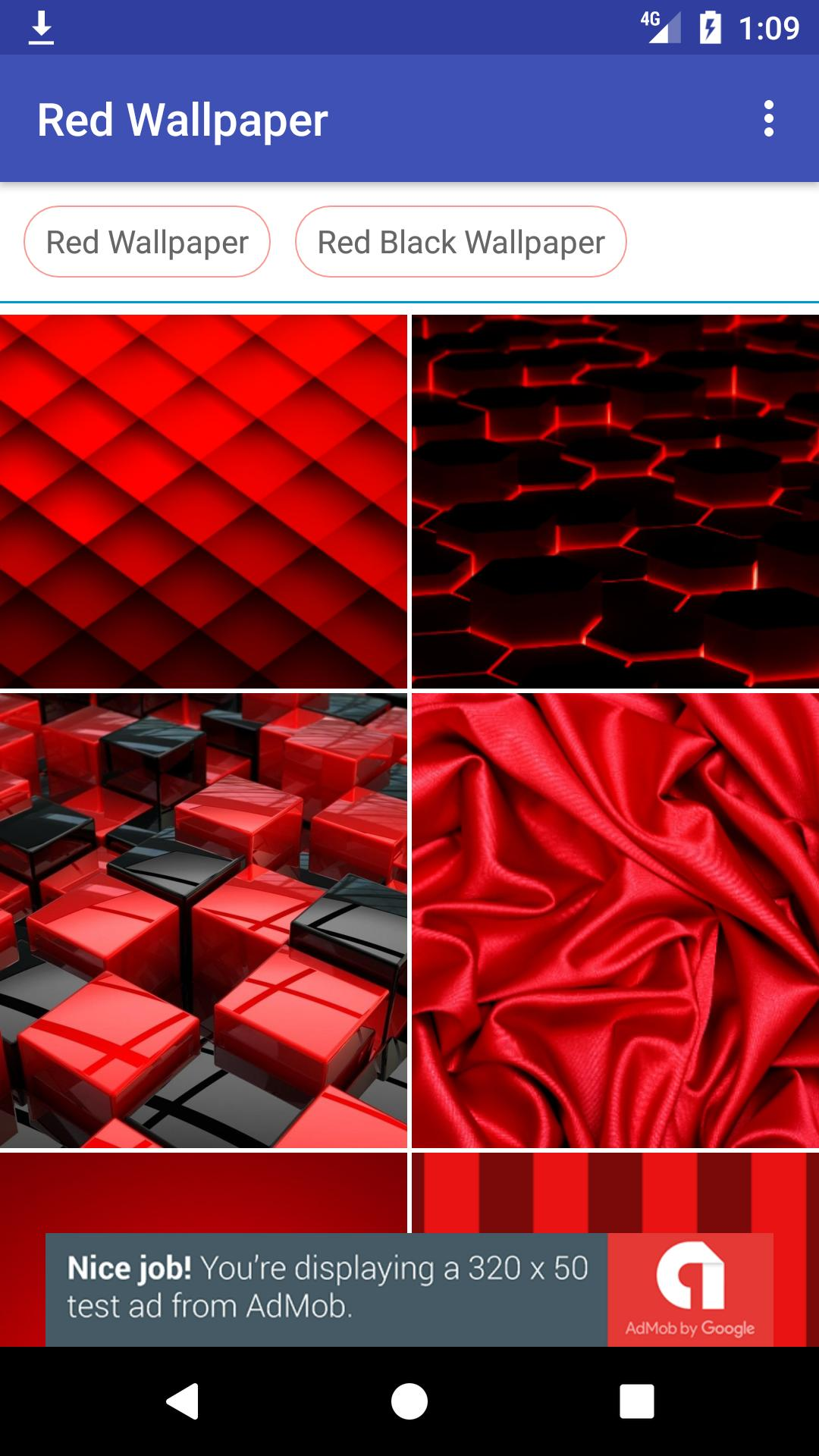 Red Wallpaper Hd Free For Android Apk Download