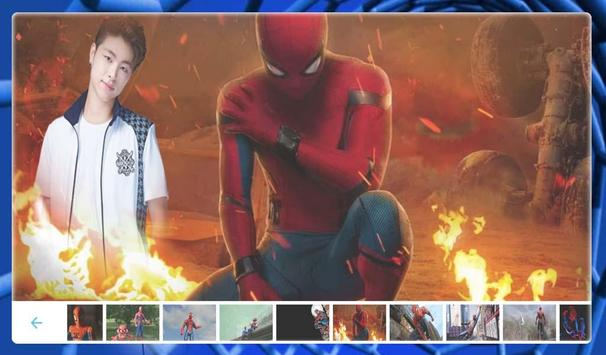 SpiderMan Photo frame screenshot 1