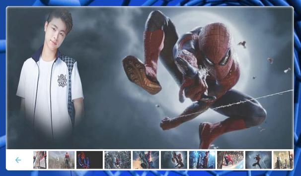 SpiderMan Photo frame screenshot 2