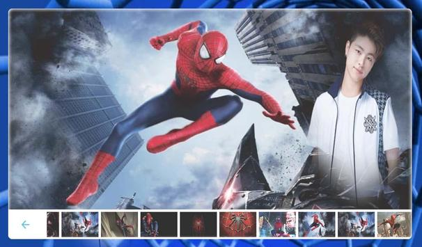SpiderMan Photo frame screenshot 6