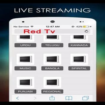Red Tv screenshot 2