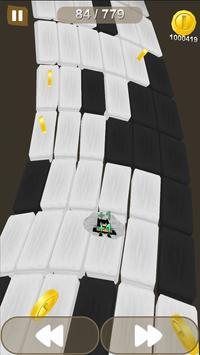 Hero,Jump To White Block apk screenshot