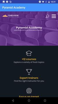 Pyramid Academy poster