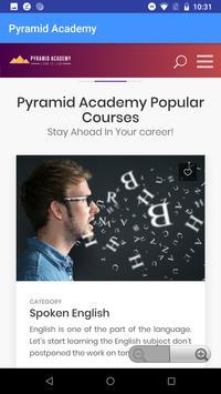 Pyramid Academy screenshot 2