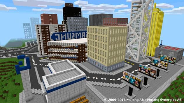 Little City map for Minecraft APK Download - Free Entertainment APP ...