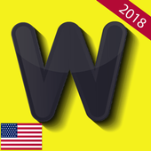 Words Friends – New WORLD Play 2018 icon