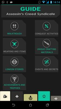 Guide for AC Syndicate poster