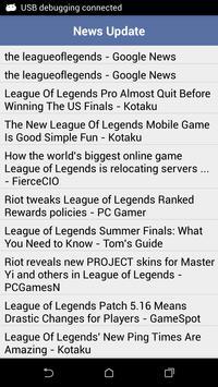 Guide for League of Legends screenshot 4