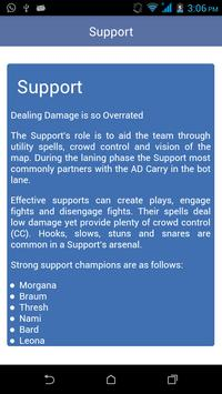 Guide for League of Legends screenshot 2