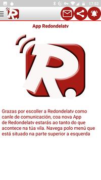 Redondelatv apk screenshot