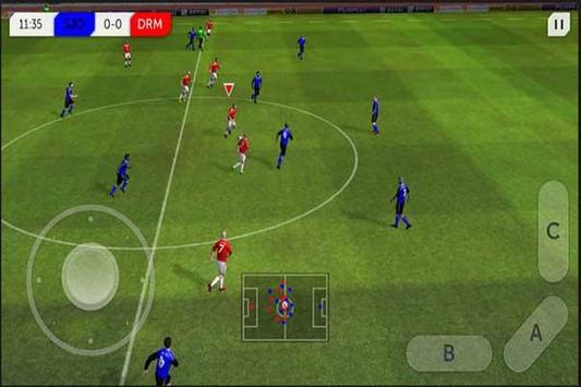 Tricks Dream League Soccer 17 apk screenshot