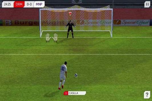 Tricks Dream League Soccer 17 screenshot 2