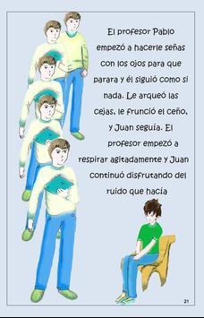 Mi Amigo Juan:Niño con Autismo apk screenshot
