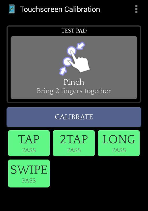 touch screen apk