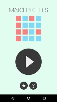 Match The Tiles - Puzzle Free poster