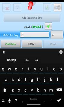 EZ Shopping screenshot 2