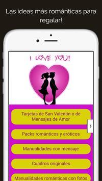 Ideas de Regalos Románticos apk screenshot