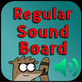 Regular Soundboard icon