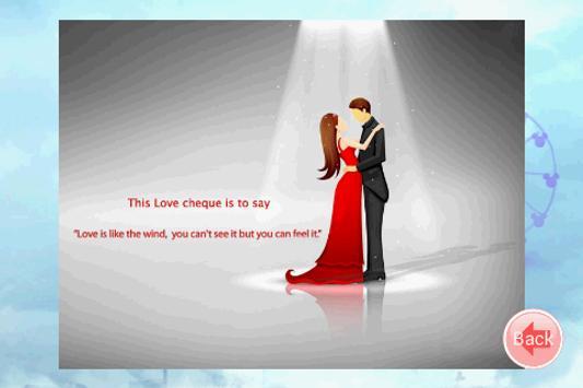 Love Cheques screenshot 5