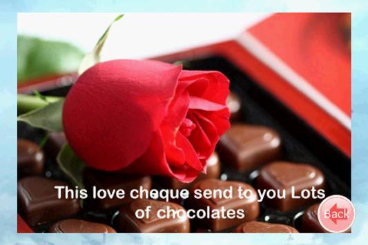 Love Cheques screenshot 2