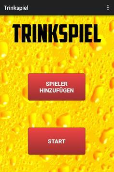 Trinkspiel poster